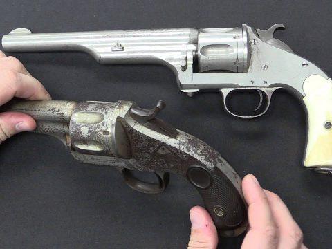 Merwin & Hulbert Revolvers