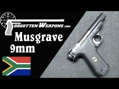 Musgrave 9mm: A Gun for the Black Market