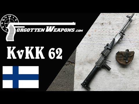 KvKK 62: The Ugly Duckling of Light Machine Guns