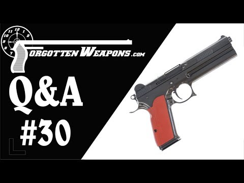 Q&A 30: ACRs, Besas, and Czechoslovakia