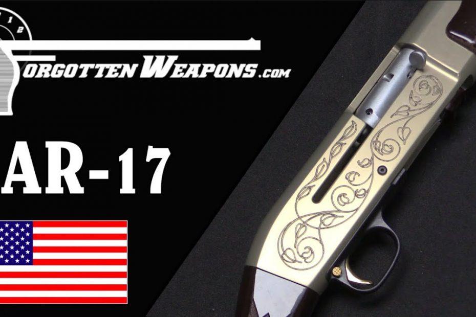 Armalite AR-17: A Shotgun from the World of Tomorrow!