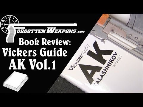 Book Review: Vickers Guide, Kalashnikov Volume 1