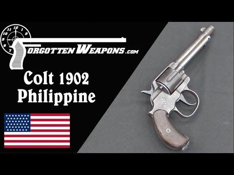 Colt 1902 Philippine Model