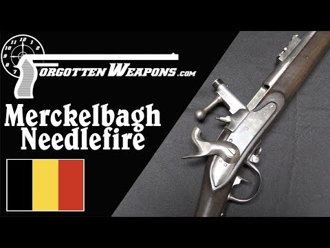 Merckelbagh Needlefire Conversion Rifle