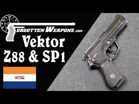 South Africa's Berettas: The Vektor Z88 and SP1