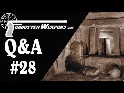 Q&A 28: From PDWs to Constant Recoil
