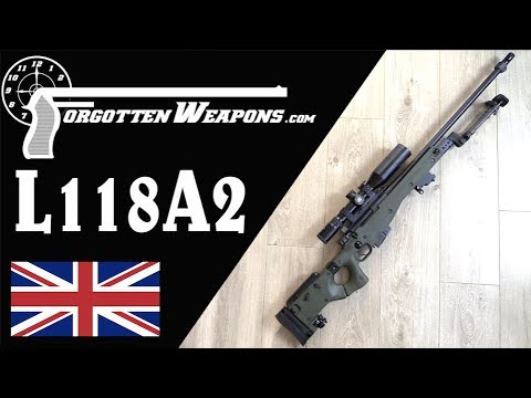 L118A2: Accuracy International Arctic Warfare