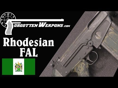 Rhodesian FAL – with Larry Vickers