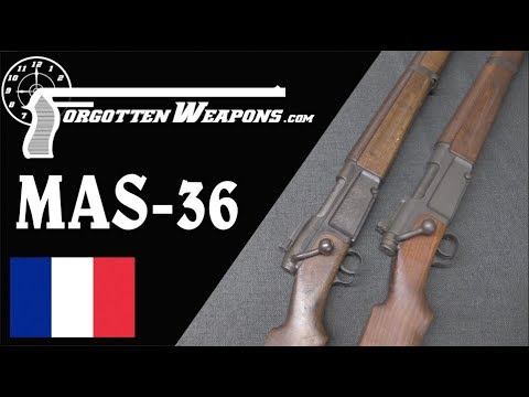 MAS-36: The Backup Rifle is Called to Action