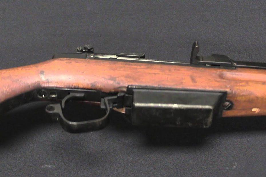 Japanese Type 4 Garand
