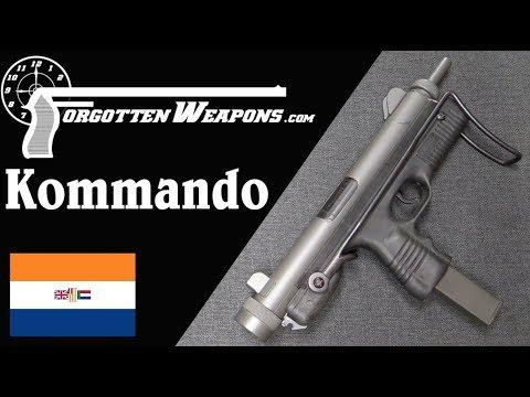"South African Kommando: The ""Rhuzi"""