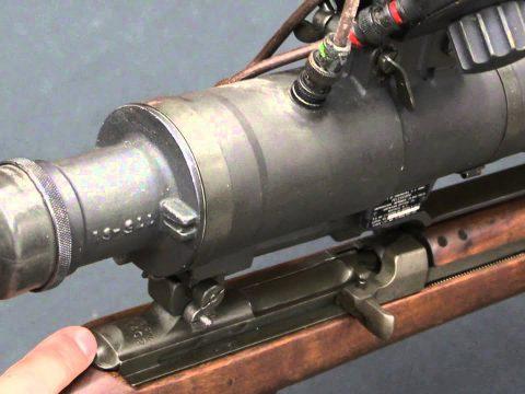 M3 Infrared Sniper Carbine