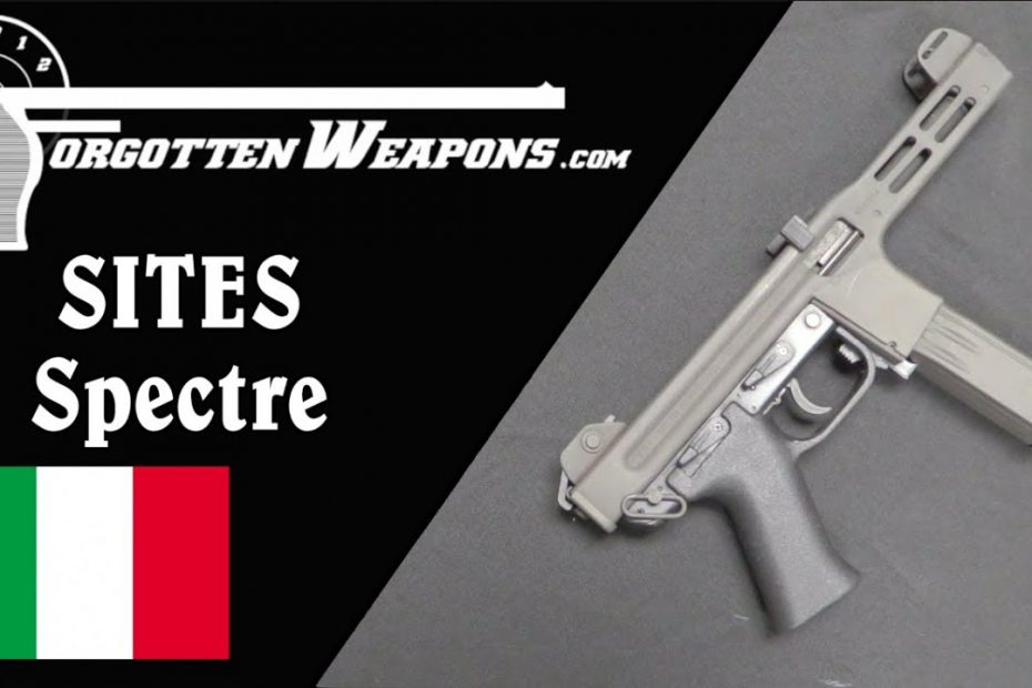 SITES Spectre: Think of it as an SMG, not a pistol