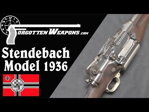 Stendebach Model 1936: Rotary Mag Toggle Delayed Experiment