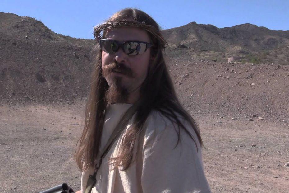 Gun Jesus with a Chiappa Holy Trinity! (Halloween Shotgun Match)