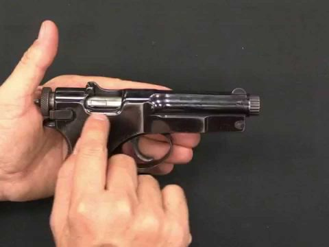 Roth-Sauer Automatic Pistol