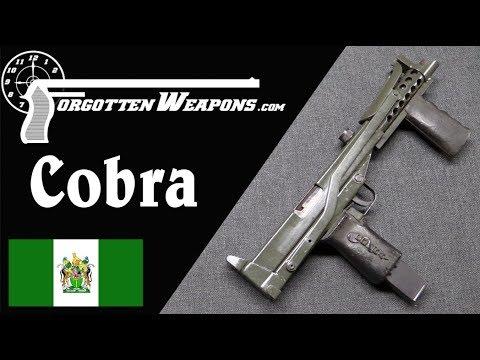 Rhodesian Cobra SMG/Carbine