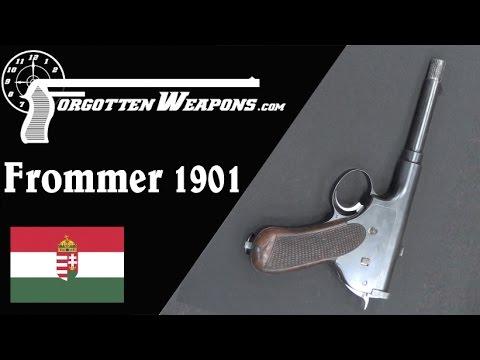 Frommer 1901 Pistol