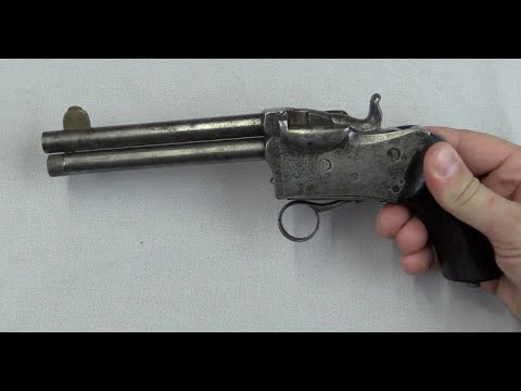 Berger Repeating Pistol