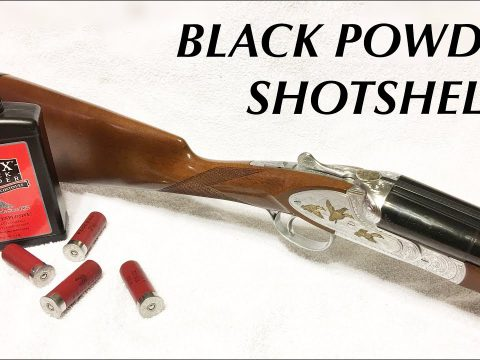 How To Make Black Powder Shotgun Shells… Cheap!