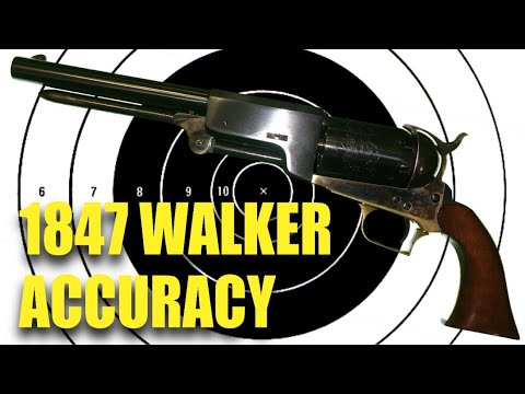 1847 Walker: Accuracy Test
