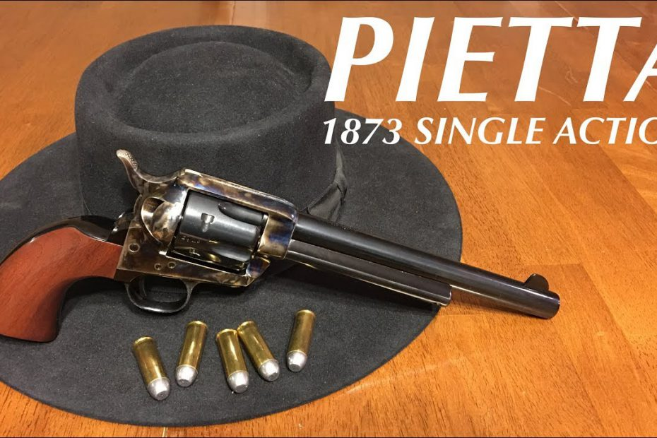 Pietta 1873 Single Action (Colt Single Action Army Clone)