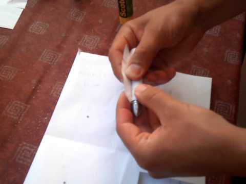 Paper cartridge construction for percussion Sharps