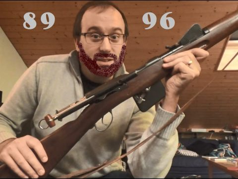 Teaser: unboxing a very rare Swiss rifle!!!