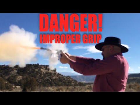 The Danger Of Improper Grip