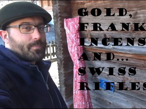 Bonus Video: Gold, Frankincense and… Swiss rifles?