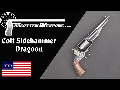 "Colt Sidehammer ""Root"" Dragoon Prototype"
