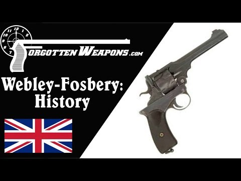 Major Fosbery's Automatic Revolver: History and Mechanics