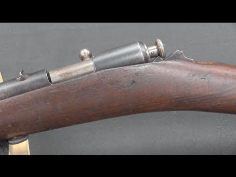 Winchester Thumb Trigger Rifle