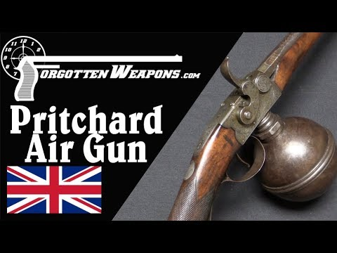 Pritchard's 19th Century Precharged Air Gun