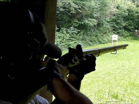 Bonus Video: Two ways to load a flintlock musket