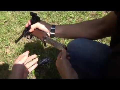 EXTRA VID: a little 7.65 mm Parabellum / Luger test that failed