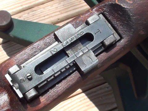 Swedish Mauser Model M38 6.5x55mm