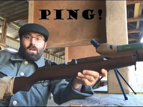 The M1 Garand Ping will, like, so totally get you killed, innit…