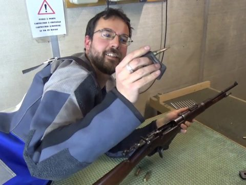 Mad Minute Series: French Berthier M16 Carbine, 8x50R Lebel