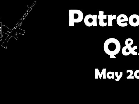 BotR Patreon Q&A May 2018
