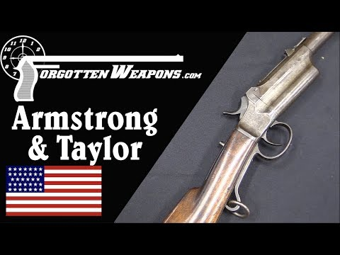 Armstrong & Taylor Carbine – Too Little Too Late