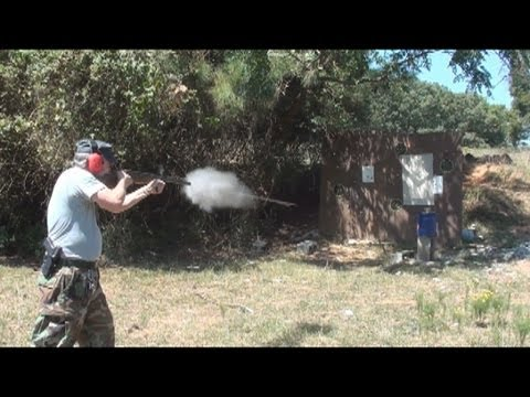 "Richardson Industries ""Guerilla Gun"" Slam Fire 12 gauge Shotgun"
