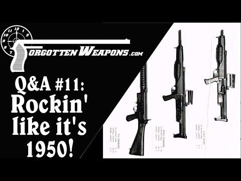 Q&A #11: Rockin' Like It's 1950!