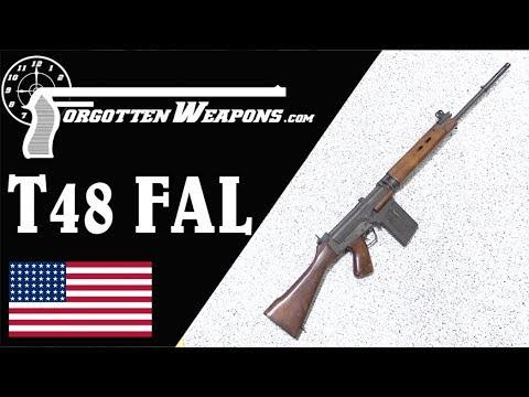 The American FAL: Harrington & Richardson T48 (w/ Larry Vickers)