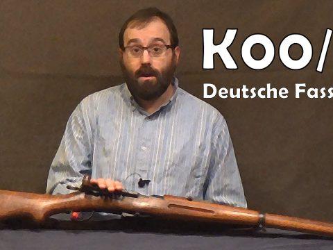 DEUTSCHE FASSUNG: Die drei Leben eines Schmidt-Rubin K00/11