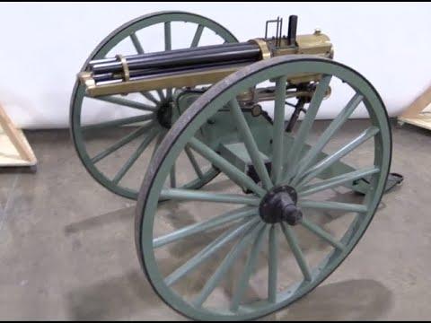 .50 BMG Hotchkiss Revolving Cannon Reproduction