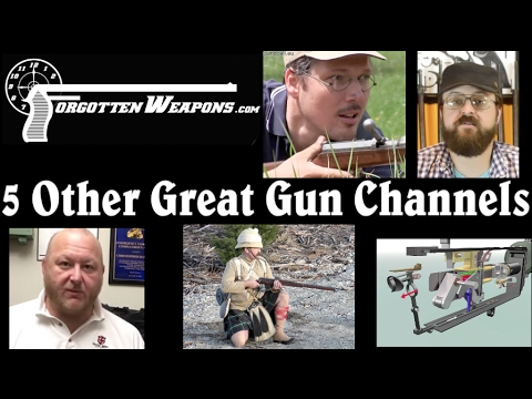 Five Excellent YouTube Gun Channels you Might not Know About…
