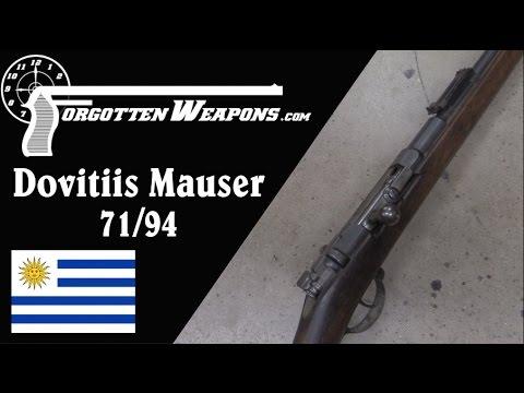 Uruguay's Forgotten Mauser – The Dovitiis