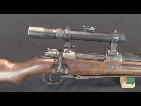 WWI German Gewehr 98 Sniper
