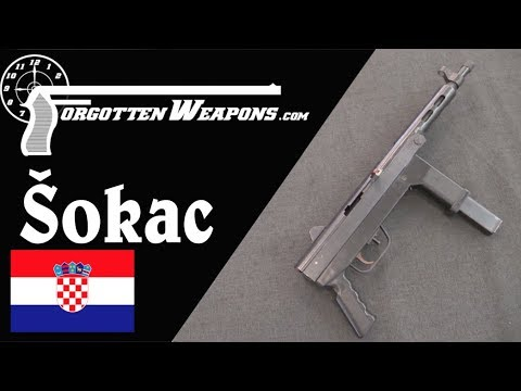 Croatian Šokac SMG – A PPSh-41 Copy from the 1990s